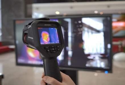 Cele mai avansate tehnologii pentru măsurarea temperaturii angajaților, produse de Hikvision, puse în funcțiune la Dacia