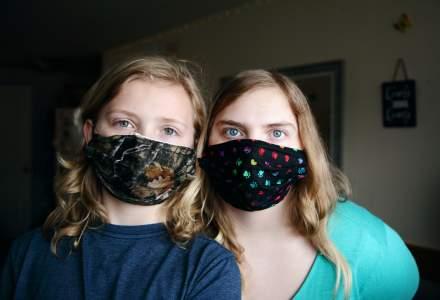 PSD vrea să limiteze obligaţia de a purta mască pentru anumite categorii: Nu trebuie impuse elevilor, copiilor