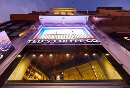 Ted'sCoffeecontinuă investițiile în timpul pandemiei și deschide noi cafenele în București și Arad