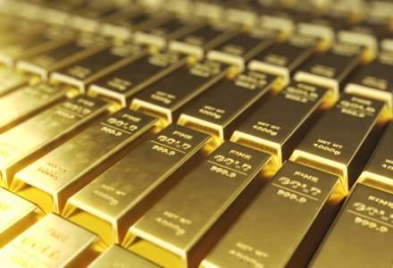 XTB: Prețul aurului în România, la un nou maxim istoric, dependent de evoluția din SUA