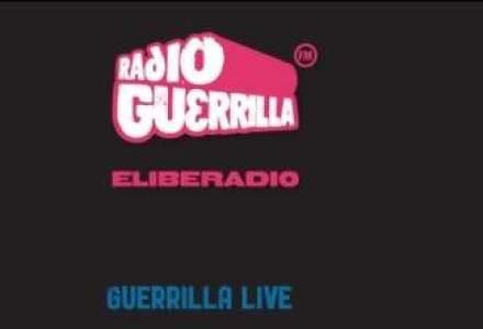 Radio Guerrilla continua sa ramana fara licente