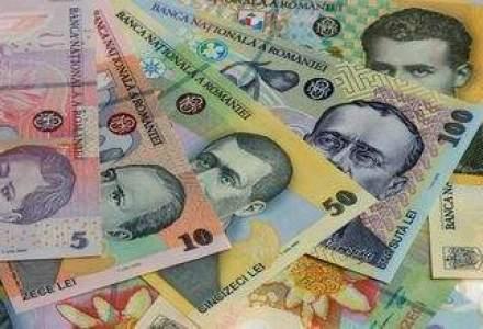 Finantele au imprumutat peste 1 mld. de lei la o dobanda in scadere