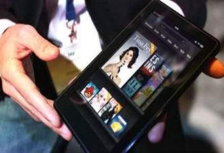 Cea mai recenta miscare Amazon: tabletele Kindle ar putea invada scolile