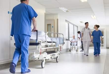 OUG care prevede trecerea unităţilor medicale în coordonarea Ministerului Sănătăţii în starea de urgenţă - modificată