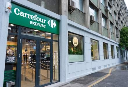 Carrefour România deschide un nou magazin Express, în zona Dorobanți din București