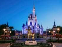 Parcul de distracții Disney...
