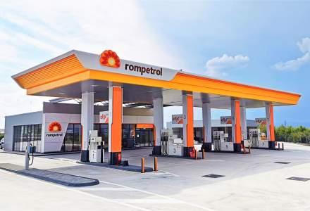 Rompetrol, 12 noi stații deschise în primele 4 luni