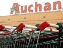 Pe timp de criza, Auchan...