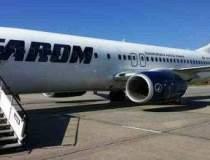 Un avion Tarom si-a intrerupt...