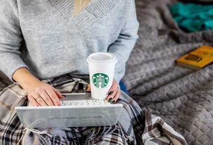 Starbucks deschide mai multe cafenele în regim de take-away. Ce locații vor fi deschise și care este programul