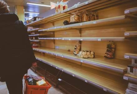 Băncile de alimente, asaltate de proprietarii unor mici afaceri sau freelanceri
