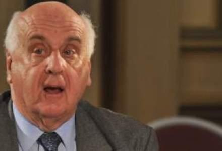 """""""Stapanul lumii"""" revine la Bucuresti. Vicontele Davignon va tine un discurs despre soarta Europei"""