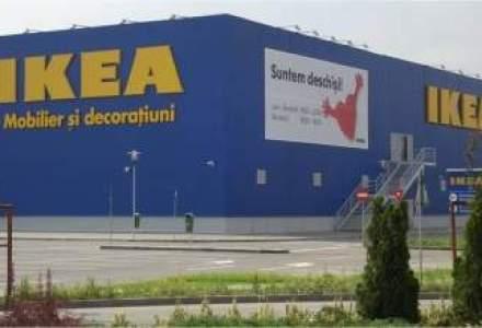 Afacerile IKEA au crescut cu 10%: Ne intereseaza mai mult volumul vanzarilor, decat profitul