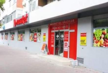 Carrefour trece pragul de 40 de magazine de proximitate in franciza