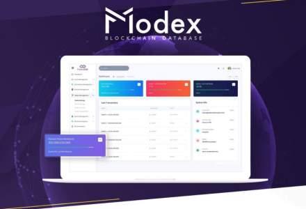 """Modex vrea să pună blockchain în """"ADN-ul"""" băncilor românești și să deschidă un birou la Washington"""