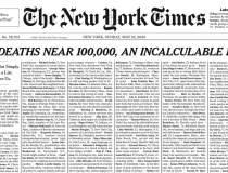 Pe prima pagină a New York...
