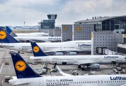 Lufthansa: acord cu statul german pentru un plan de salvare de 9 miliarde de euro