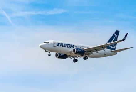 TAROM introduce marţi zboruri din Bucureşti spre Roma, Milano şi retur