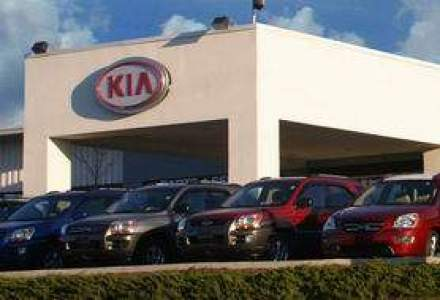 Vanzarile Kia Motors au crescut cu 10,1% in primele 11 luni
