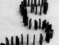 'Efect de domino' in sistemul...