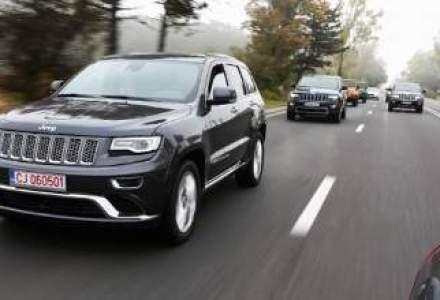 """Test cu Grand Cherokee facelift, cel mai """"inteligent"""" model produs de Jeep"""