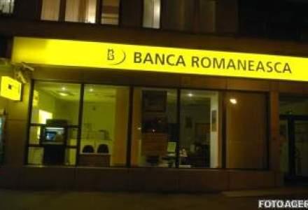 Banca Romaneasca a emis pentru Romgaz o garantie bancara de 82 mil. lei