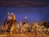 """The Lion King"", primul show..."