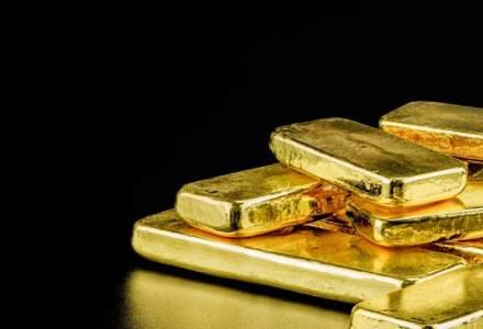 Tradeville: Aurul rămâne o investiţie atractivă, în contextul incertitudinilor politice şi economice