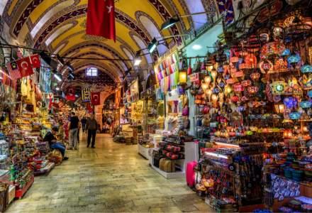 Marele Bazar din Istanbul se pregătește de redeschidere