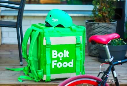 Bolt intră pe piața de livrare de mâncare din București, abandonată de Uber