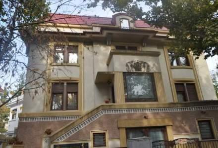 O vila ca o cutie muzicala: plimbare Art Deco in unul dintre primele cartiere noi ale Bucurestiului de acum un secol