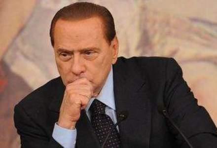 Interdictie pentru Berlusconi: doi ani nu poate exercita o functie publica