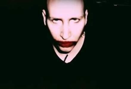 Marilyn Manson va juca intr-un serial TV