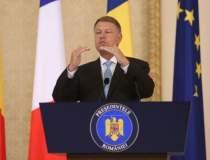 Klaus Iohannis: De la 1 iunie...