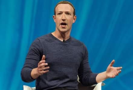 """Mark Zuckerberg: Companiile de """"social media"""" nu ar trebui să fie """"arbitrii adevărului"""""""