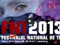 Bugetul Festivalului National...
