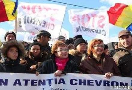 Reactie de ultima ora a companiei Chevron despre explorarea Pungesti PLUS Ce le spune Ponta americanilor