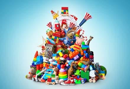 Amenzi de peste un milion de lei aplicate de ANPC comercianţilor de jucării în ultimele zile