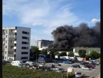 Ro-Alert: Incendiu major în...