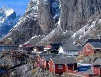 In Norvegia, razele de soare...