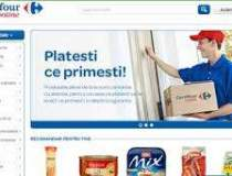 Butufei, Carrefour: Pe online...