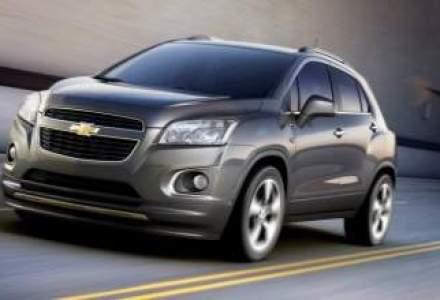 Chevrolet sfideaza criza: 12 trimestre consecutive de vanzari record