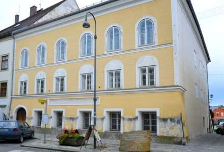 Austriecii redecorează casa lui Hitler de frica extremiștilor