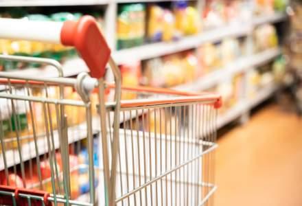 INS: Afacerile din comerţ au crescut cu 1,5% în primele patru luni