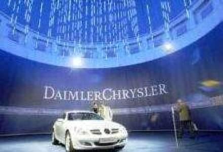 Chrysler opreste productia din SUA pentru o luna