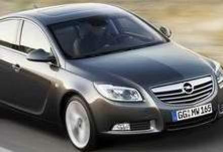 Opel Insignia este disponibil in Romania de la 16.100 euro fara TVA