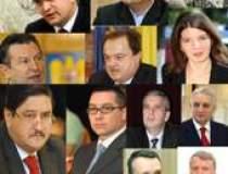 Presentation of Boc's cabinet...