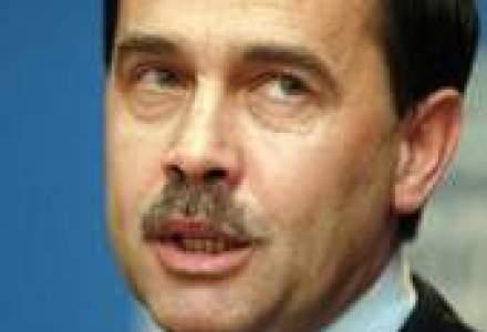 Primele declaratii ale lui Pogea in calitate de ministru al finantelor desemnat
