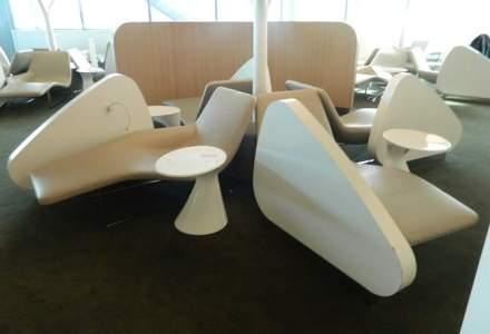 Air France continua investitiile pe Charles de Gaulle: inca doua lounge-uri noi in urmatorii ani