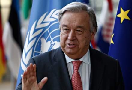 """ONU: Vaccinul împotriva COVID-19 va trebui considerat un """"bun public global"""""""